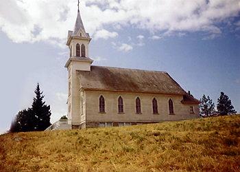 Kostel ve stát? Washington.