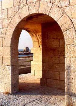 Pevnost Torre dell Orso.