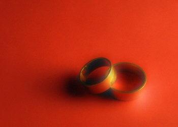 Zásnubní prsteny.
